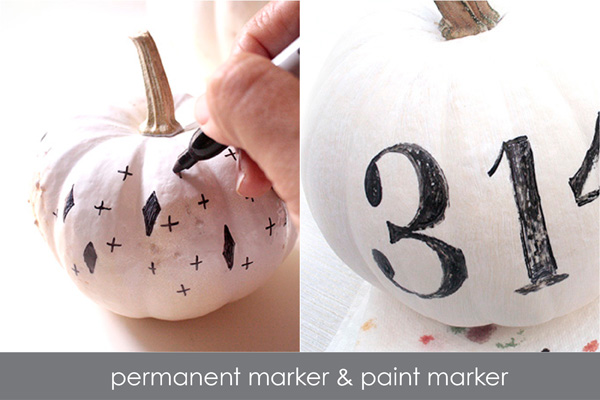 punchy painted pumpkins steps2