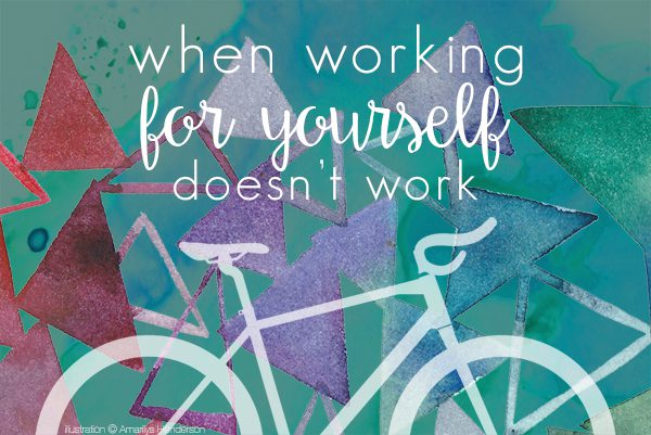 When Working For Yourself Doesn't Work | Rochester MN Moms Blog