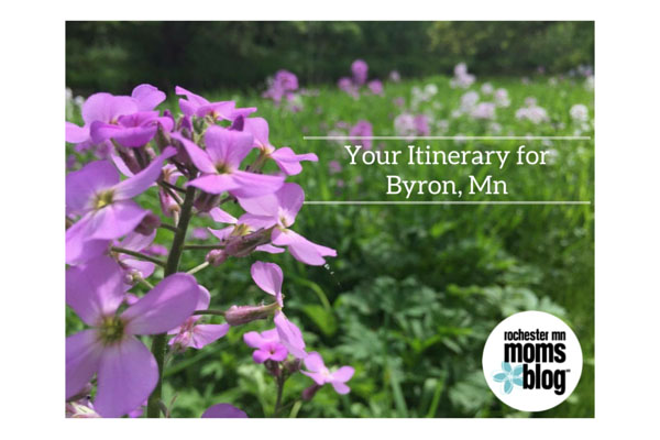 Your Itinerary for Byron, MN | Rochester MN Moms Blog