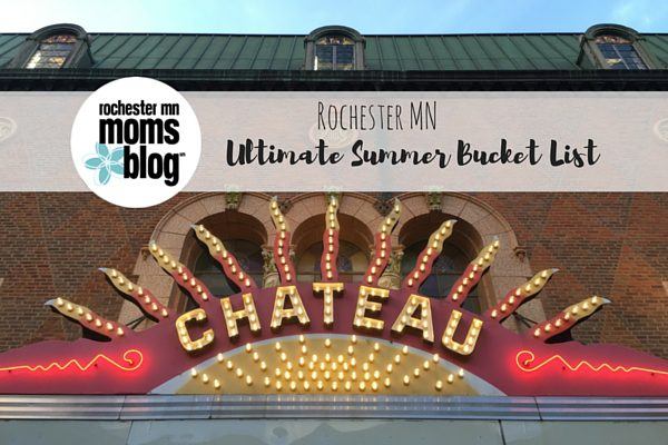 Ultimate Summer Bucket List | Rochester MN Moms Blog
