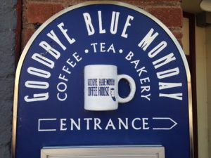 goodbye blue monday coffee, northfield, northfield minnesota coffee, take a little trip, rochester mn moms blog day trip