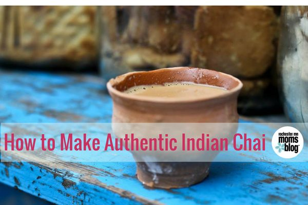 Chai served in trational clay cups in Kolkata, India