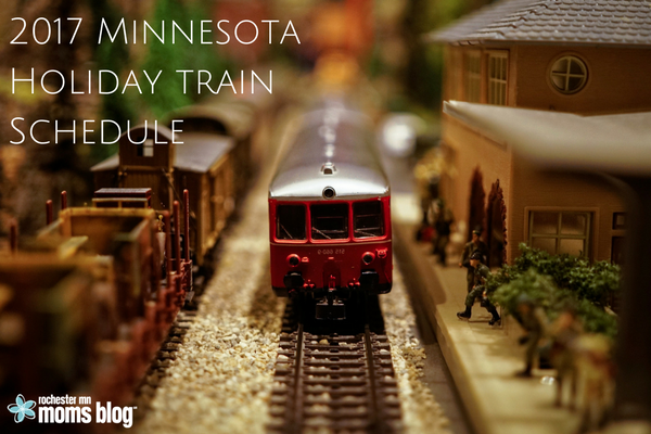canadian pacific holiday train schedule, holiday train schedule, rochester mn train schedule, rochester mn, roch mn, holiday events, holiday family events