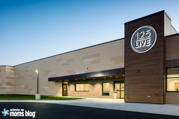 125 Live, Rochester MN, events in rochester mn, things to do in rochester mn, community center