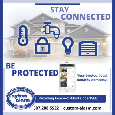 Custom Alarm - Guide to Moving to Rochester MN | Rochester Mn Moms Blog