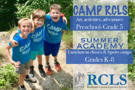 2019 Guide to Summer Camps in SE Minnesota - RCLS Rochester Central Lutheran School | Rochester MN Moms Blog