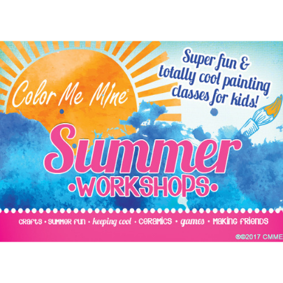 2019 Guide to Summer Camps in SE Minnesota - Color Me Mine | Rochester MN Moms Blog