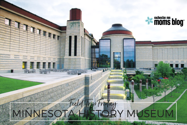 exhibits, field trip friday, have fun learning, history museum, interactive museum, Minnesota History Center, MN, museum, St.Paul, things to do