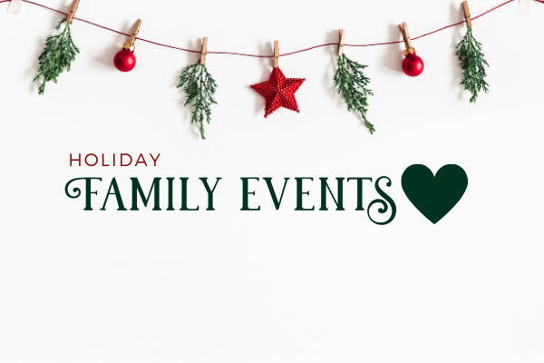 Christmas Mini Sessions Rchester Mn. 2020 Rochester MN Holiday Family Events