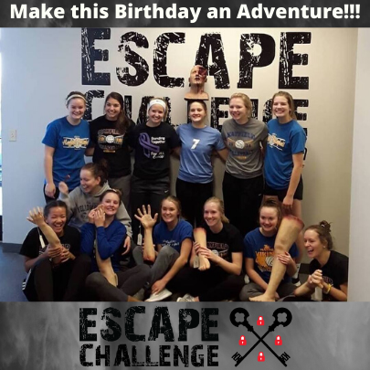 Rochester MN Guide to Birthday Parties & Celebrations - Escape Challenge | Rochester Mom