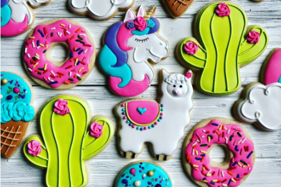 Rochester MN Guide to Birthday Parties & Celebrations - Julie's Cookie Creations   Rochester MN Moms Blog