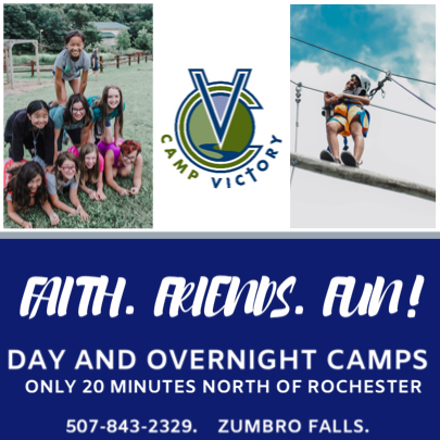 Camp Victory - Guide to Summer Camps in SE Minnesota   Rochester Mom