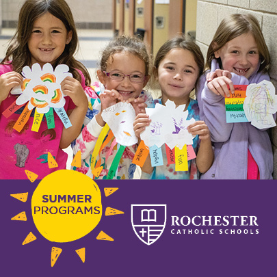 Rochester Catholic Schools - Guide to Summer Camps in SE Minnesota   Rochester Mom