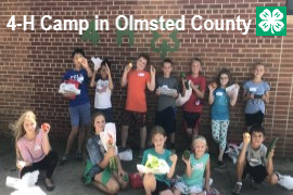 Olmsted County 4-H Day Camp - Guide to Summer Camps in SE Minnesota