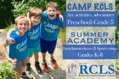 RCLS - Guide to Summer Camps in SE Minnesota | Rochester Mom