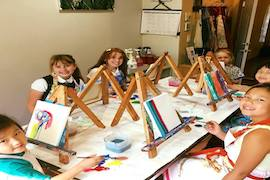 2019 Guide to Summer Camps in SE Minnesota - Willomina Art Studio | Rochester MN Moms Blog