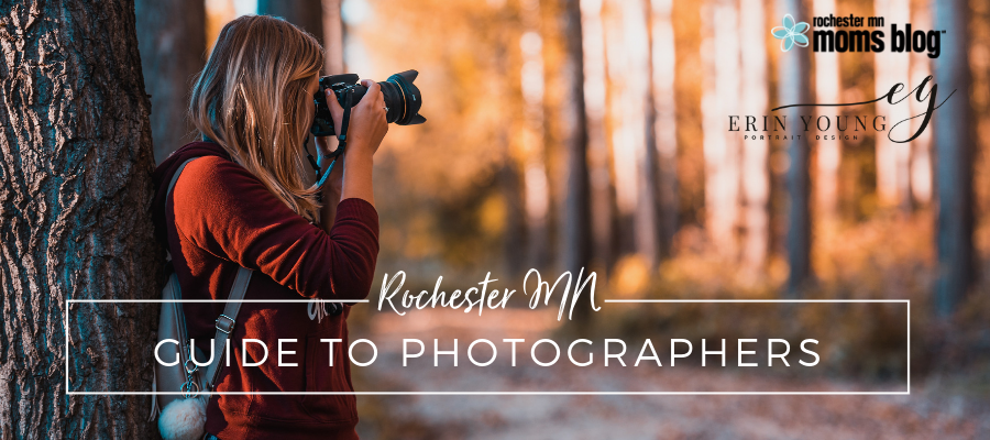 Rochester MN Guide to Photographers | Rochester MN Moms Blog