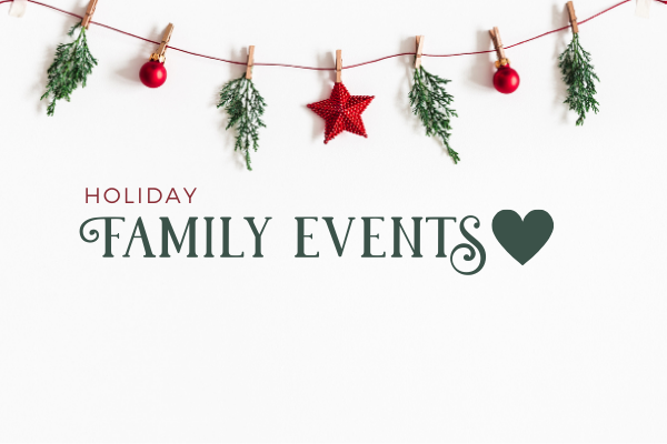 rochester mn holiday family events