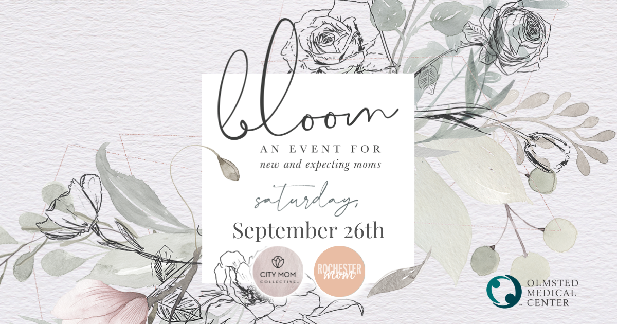 Virtual Bloom: An Event for New and Expecting Moms | Rochester Mom