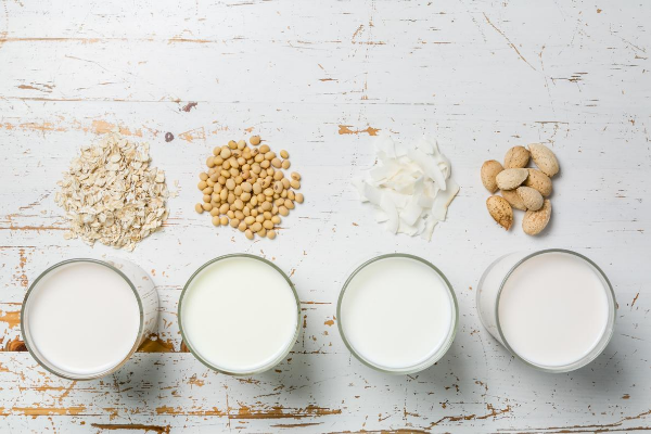 Are Non-Dairy 'Milks' Nutritionally Adequate Substitutes for Children?