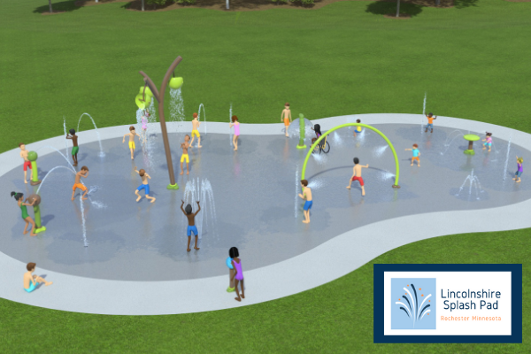 Rochester MN is Finally Getting a Splash Pad