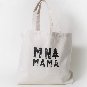 MN Mama Canvas Tote | The Minnesota Shop