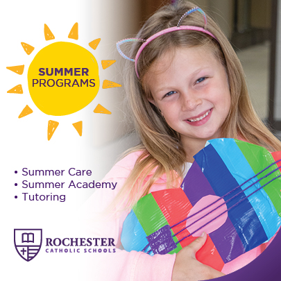 Rochester Catholic Schools - Guide to Summer Camps in SE Minnesota | Rochester Mom