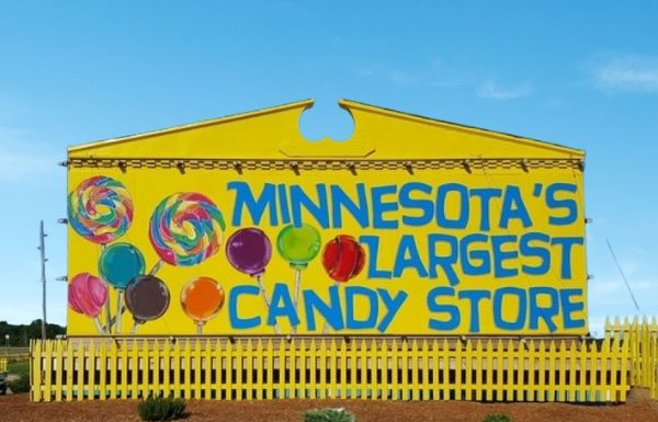largest candy store